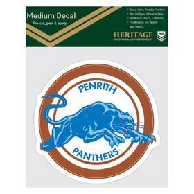 Panthers 1988 Heritage Logo Decal