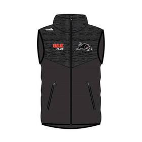2021 Panthers Men's Padded Vest