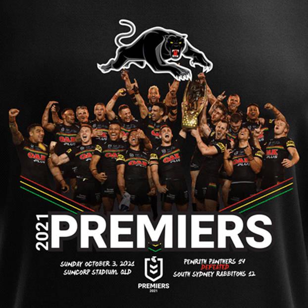 PRE-ORDER: 2021 Adult Premiers Team Photo Tee1